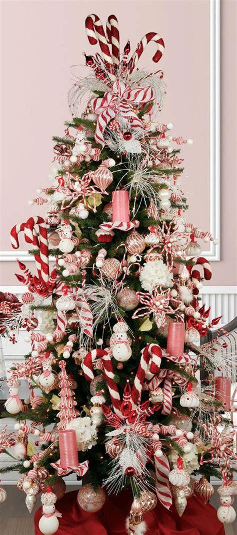 christmas tree candy cane tis  season pinterest
