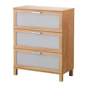 Ikea Hopen Dresser by Austmarka Chest Of 3 Drawers Oak Effect Ikea