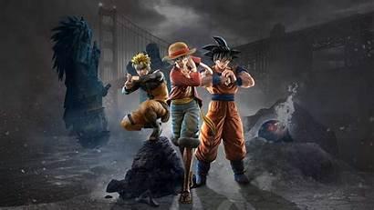 Jump Force Naruto Anime Piece Dragon Ball