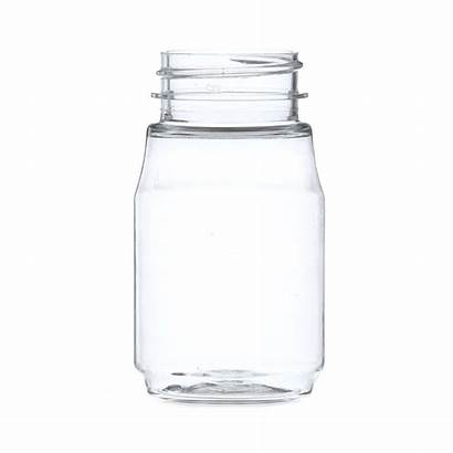 Plastic Pet Round Clear Cc Apothecary Packer