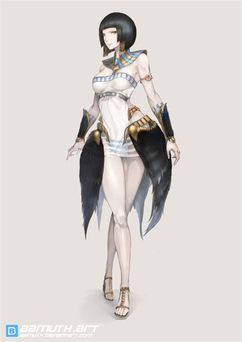 character roleplays lifestyle egyptian characters