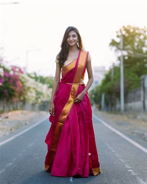 south indian saree draping styles give your wedding a twist with these saree draping