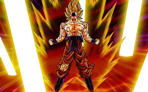 Awesome Son Goku Hd Wallpapers