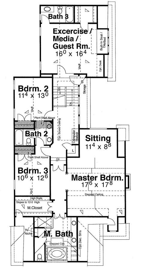 floor plans zero lot line narrow zero lot line house plans home design and style