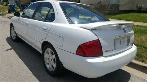 2006 Nissan Sentra 1.8 Limited Edition. In Argo, Il