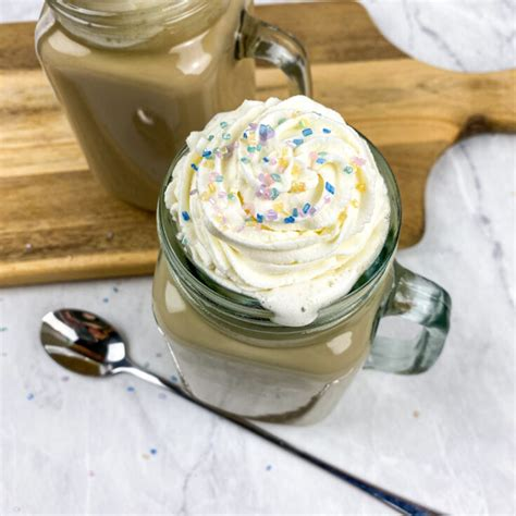 It can, however, replace heavy cream in baked goods and creamy sauces. White Café Mocha with Homemade Whipped Cream - Life Beyond Kids