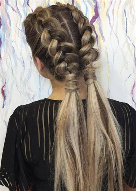 Braided Hairstyles For Hair For by 51 Pretty Hairstyles For Every