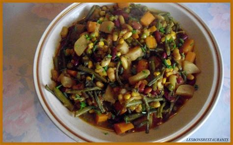 recette pote de lgumes aux 3 haricots recette pote de lgumes aux 3 haricots accompagnement