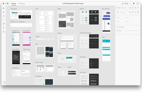 adobe xd templates adobe xd and updates adobe xd for mac windows ios and android digital arts