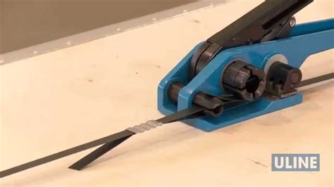poly strapping tools youtube