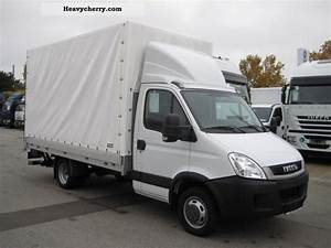 Iveco Daily 35c15 : iveco daily 35c15 2010 stake body and tarpaulin truck photo and specs ~ Gottalentnigeria.com Avis de Voitures