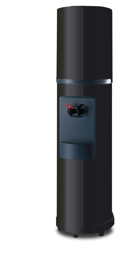 Fahrenheit Water Cooler -Black Cabinet with Blue Slate ...