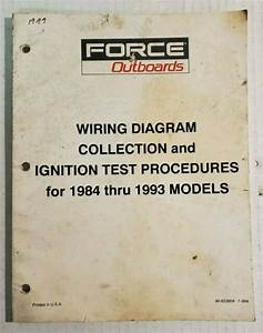 Force Outboards Wiring Diagram Collection And Ignition
