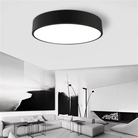 Modern Ceiling Lights Home Led Living Room Bedroom Light
