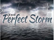 Church PowerPoint Template The Perfect Storm