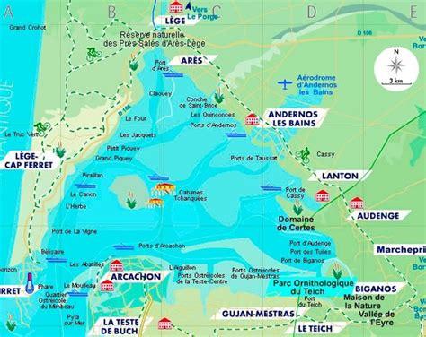 le patio arcachon carte 28 images carte arcachon cartes d arcachon 33120 infos sur 187