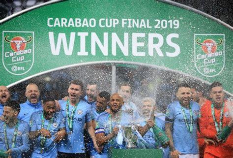 Carabao Cup Third Round Fixtures Confirmed