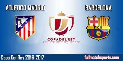 Full Match Highlights Atletico Madrid vs Barcelona Copa ...