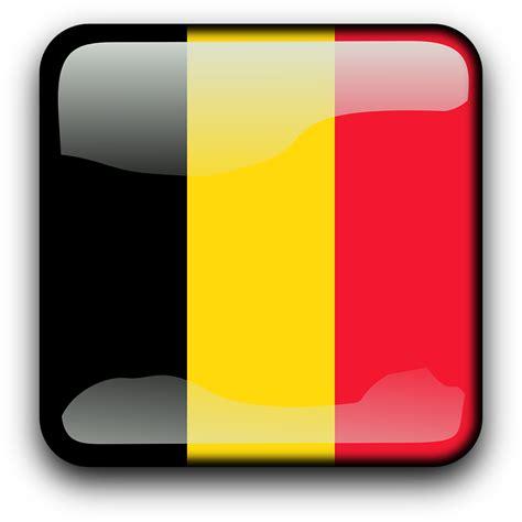 texto siege social immagine vettoriale gratis belgio bandiera paese