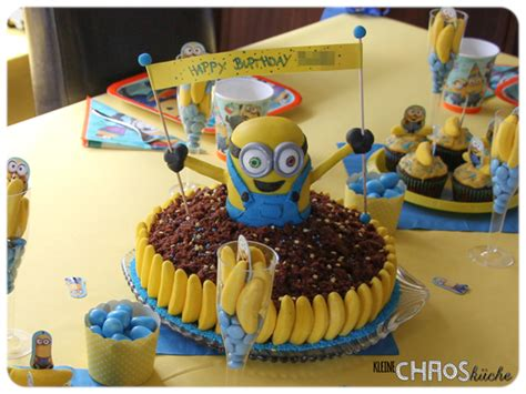 minions kuchen maulwurfkuchen minions kuchen minion cake minions