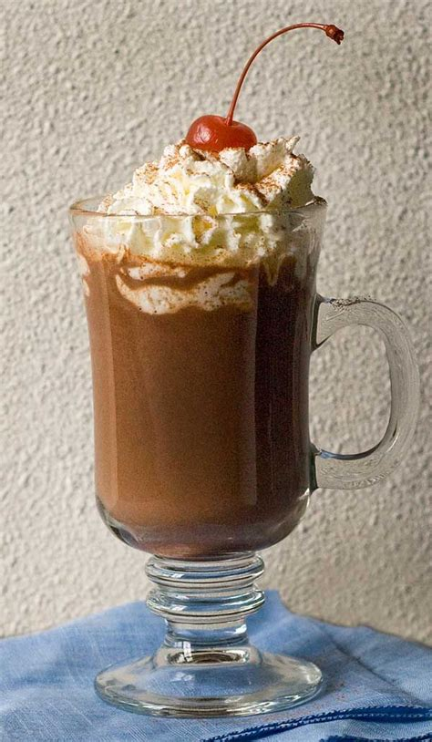Hot Chocolate Black Forest