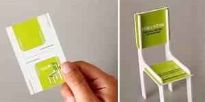 Carte De Visite Original : 40 cartes de visite originales et surprenantes pour votre inspiration blogduwebdesign ~ Melissatoandfro.com Idées de Décoration
