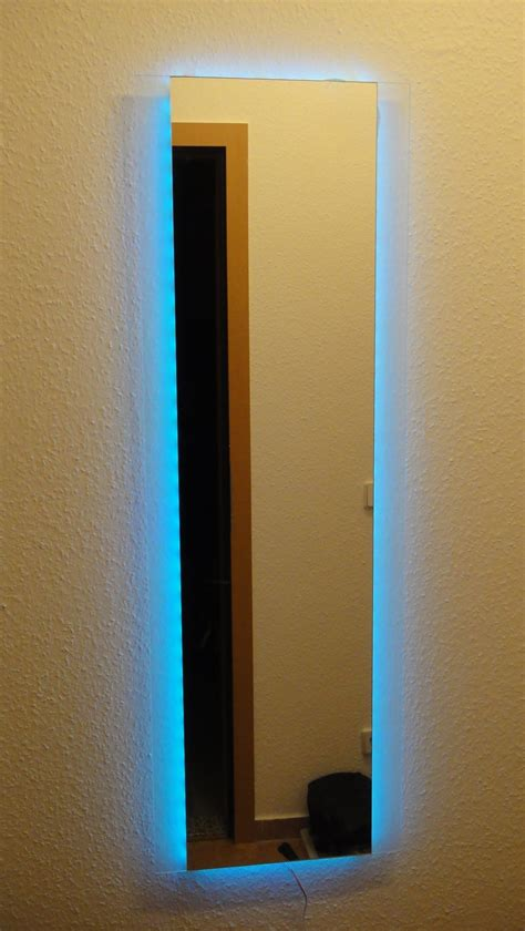 Lichtleiste Selber Bauen by Led Spiegel Selber Bauen Wc Bad Led Spiegel Spiegel