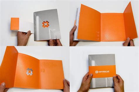 Brochure Design Ideas by 55 Best Exles Of Creative Brochure Designs For
