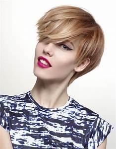 Coiffure Blonde Courte : la coupe courte blonde de tchip coiffures de saison nos id es pour s 39 inspirer elle ~ Melissatoandfro.com Idées de Décoration