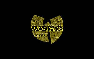 wu tang clan logo hip hop hd wallpaper - bullsh!ft - oh my ...