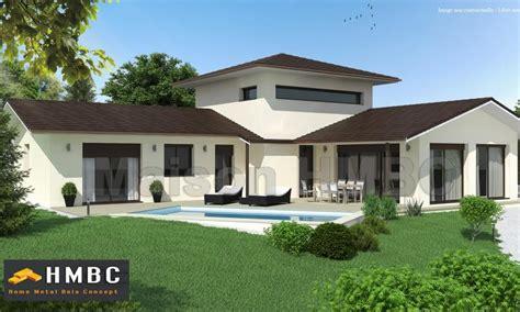maison moderne avec toit maison contemporaine avec toit