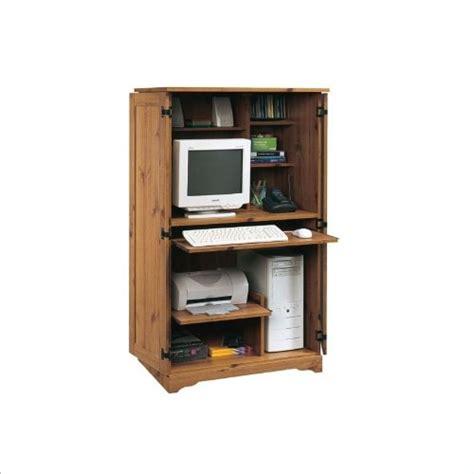 small pine computer desk pine computer desks with hutch infobarrel