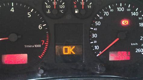 jai  le temoin moteur audi     km