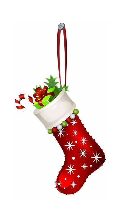 Christmas Transparent Clip Stocking Clipart Yopriceville