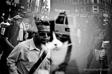 Black And White Street Photography, New York, Collector's