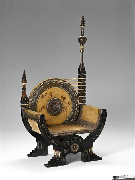 Indeed, the name for his milanese furniture business testifies to the fantastic nature of his work: Pin by Tony Tucker on Things | Throne chair, Steampunk furniture, Bugatti