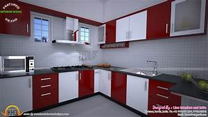 modular kitchen bedroom dining interiors in kerala With new design of modular kitchen