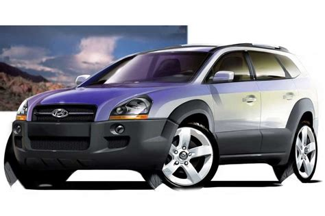 Hyundai Tucson 2007 Reviews by Hyundai Tucson 2007 Review Amazing Pictures And Images