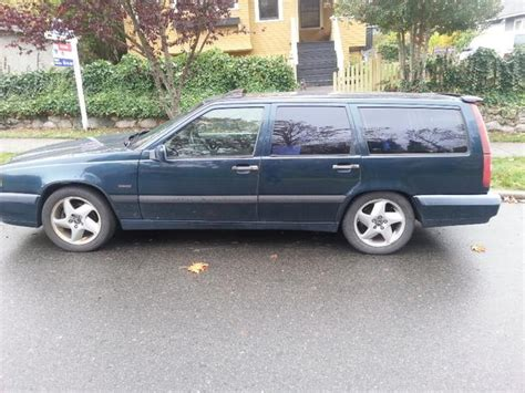 1996 Volvo Station Wagon by 1996 Volvo Turbo Station Wagon Central Nanaimo Parksville