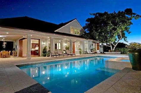 house with pools pool