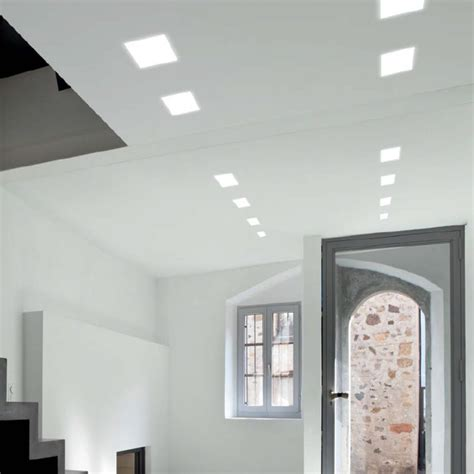 Soffitto Cartongesso Con Faretti by Awesome Soffitti Con Faretti A Led Gb18 Pineglen