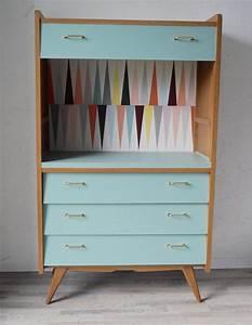 les 25 meilleures idees de la categorie peindre le formica With kitchen cabinets lowes with papier peint journal