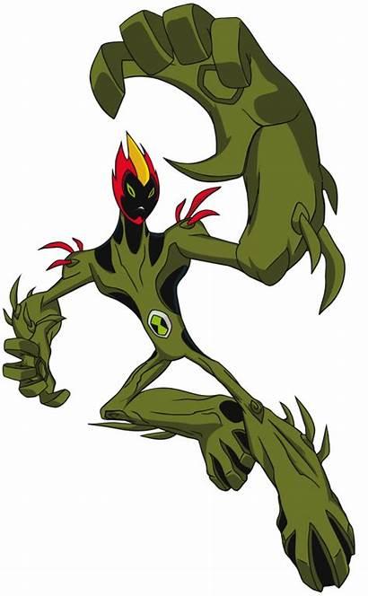 Swampfire Ben Ben10 Omniverse Alien Wikia Omnitrix