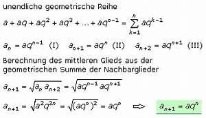 Summe Einer Reihe Berechnen : mathematische reihen ~ Themetempest.com Abrechnung