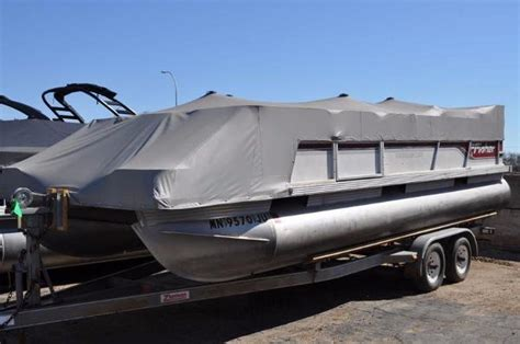 Used Pontoon Boats Minnesota used pontoon boats for sale in minnesota page 2 of 3