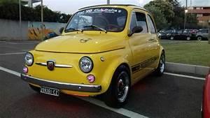 Il Rombo Delle Mitiche Fiat 500 Saluta L U0026 39 Estate