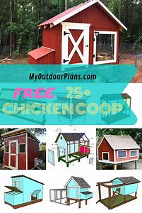 Pin On Free Chicken Coop Plans