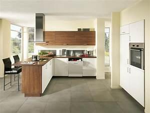 Pro Idee Küche : offene kleine l form k che alle ideen ber home design ~ Michelbontemps.com Haus und Dekorationen