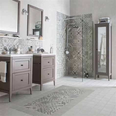 carrelage salle de bain nos mod 232 les pr 233 f 233 r 233 s c 244 t 233 maison