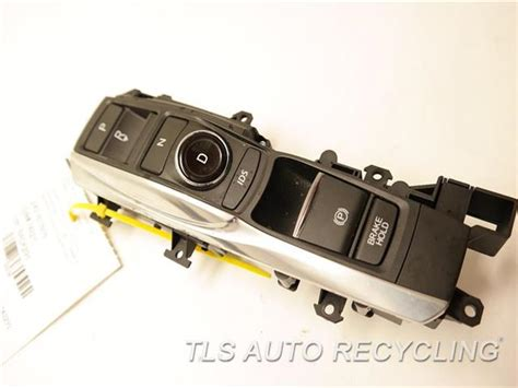 2015 acura tlx transmission shifter 54000372 used a